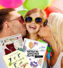 Książki na prezent na dzień dziecka