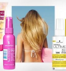 Kosmetyki rozjaśniające do włosów