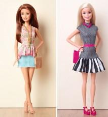 Kolekcja Barbie Fashionistas