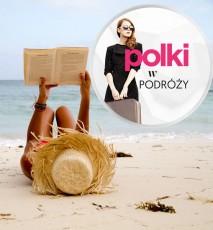 książki na wakacje, książki na urlop, książki na lato, polki w podróży