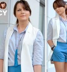 Lucyna Seremak - styliacja na lato 2015