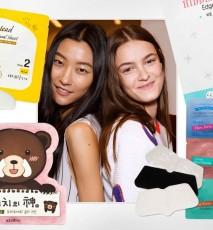 Maseczki do twarzy z Korei - azjatyckie kosmetyki