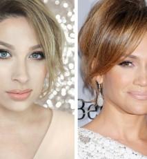 Makijaż Jennifer Lopez krok po kroku