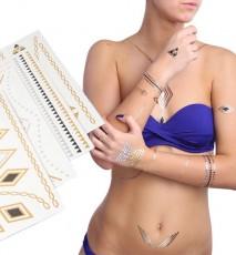 Wygraj zestaw metalicznych tatuaży - konkurs