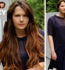 Lucyna Seremak - gotowa stylizacja