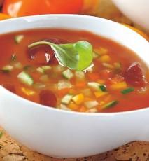 jak zrobić gazpacho, przepis na gazpacho, hiszpańskie gazpacho przepis