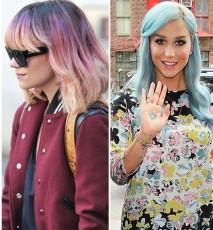Colombre - kolorowe włosy