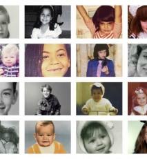 Czy rozpoznasz tę gwiazdę, quiz stare zdjęcia gwiazd, stare zdjęcia celebrytów, psychotest zgadnij kto to