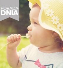 Pokrzywka słoneczna u dziecka