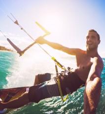 Kitesurfing - na czym polega i ile kosztuje