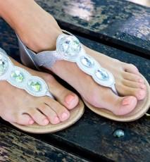 Rolowanie stóp - jak wykonywać i co daje