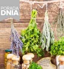 co zrobić z ziół, jak przechować zioła na zimę, jak zabezpieczyć zioła na zimę