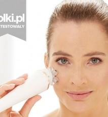 Test szczoteczki do twarzy Philips VisaPure Advanced