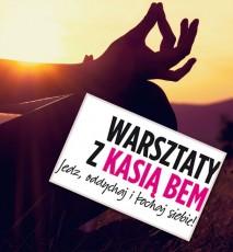 Warsztaty z Kasią Bem - informacje