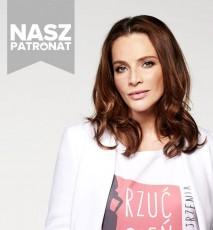 Kampania przeciw rakowi jajnika - wywiad z Anną Dereszowską