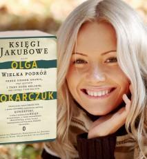 """Olga Tokarczuk """"Księgi Jakubowe"""" książką roku"""