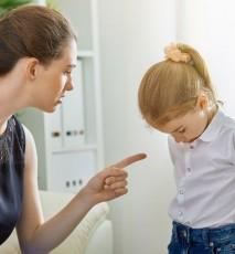 Czego nie można mówić do dziecka