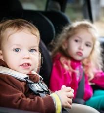 Sposoby na chorobę lokomocyjną u dzieci