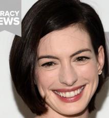 Anne Hathaway jest w ciąży