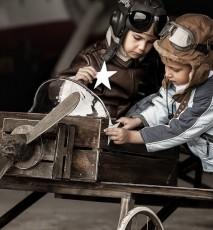 Jak podróżować z dzieckiem samolotem?