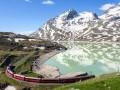 Szwajcaria, podróż koleją