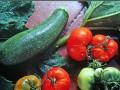 Warzywa hodowane w ogrodzie