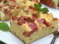 Ciasto z rabarbarem - 3 przepisy