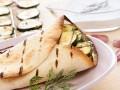 tortilla wegetariańska przepis, tortilla z grilla przepis, grillowana tortilla przepis, tortilla z cukinią
