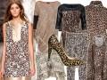 Ubrania i dodatki w panterkę lato 2014