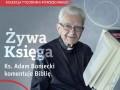 Żywa księga - DVD z komentarzem ks. Adama Bonieckiego do Biblii