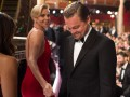 Charlize Theron i Leonardo DiCaprio