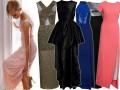Sukienki maxi na studniówkę 2015