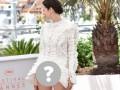 Caitriona Balfe pokazała majtki w Cannes