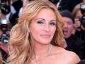 Julia Roberts boso w Cannes
