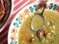 zupa grochowa przepis, przepis na zupę grochową, jak zrobić zupę grochową