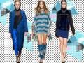 Nowy trend - kolor niebieski