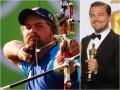 Leonardo DiCaprio na igrzyskach w Rio