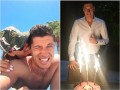 Robert Lewandowski świętował urodziny