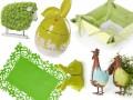 Zielone dodatki na Wielkanoc