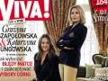 Grażyna Szapołowska z córką na okładce najnowszej Vivy!