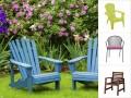meble ogrodowe przegląd, przegląd mebli do ogrodu, meble na balkon