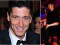 Robert Lewandowski tańczy jak Michael Jackson - tak świętował zwycięstwo