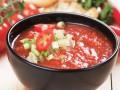 jak zrobić gazpacho, przepis na gazpacho z bazylią, zupa gazpacho z bazylią