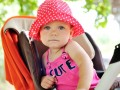 Jak przeżyć upały z niemowlakiem