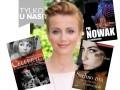 Jakie książki czyta Katarzyna Zielińska, top 5 ksiązek Zielińska, polecane książki, gwiazdy polecają