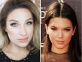Makijaż gwiazd - Kendall Jenner