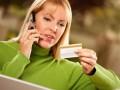 kobieta, dokumenty, karta kredytowa