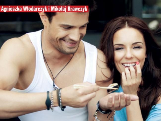 Agnieszka Włodarczyk, Mikołaj Krawczyk