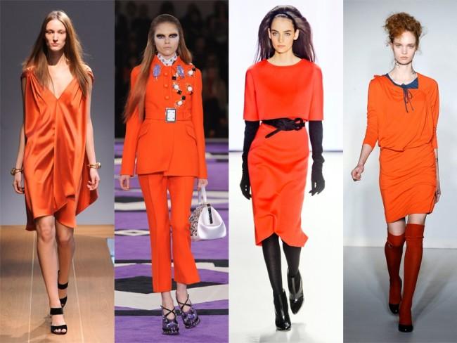 moda na jesień 2012