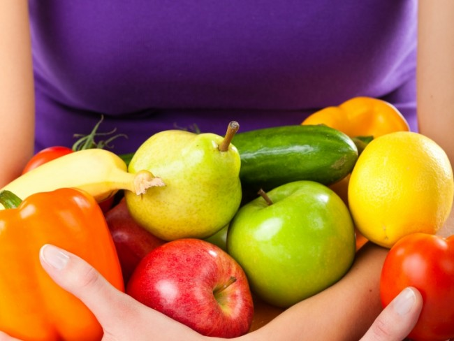 Dieta warzywno-owocowa - dieta oczyszczająca i jadłospis